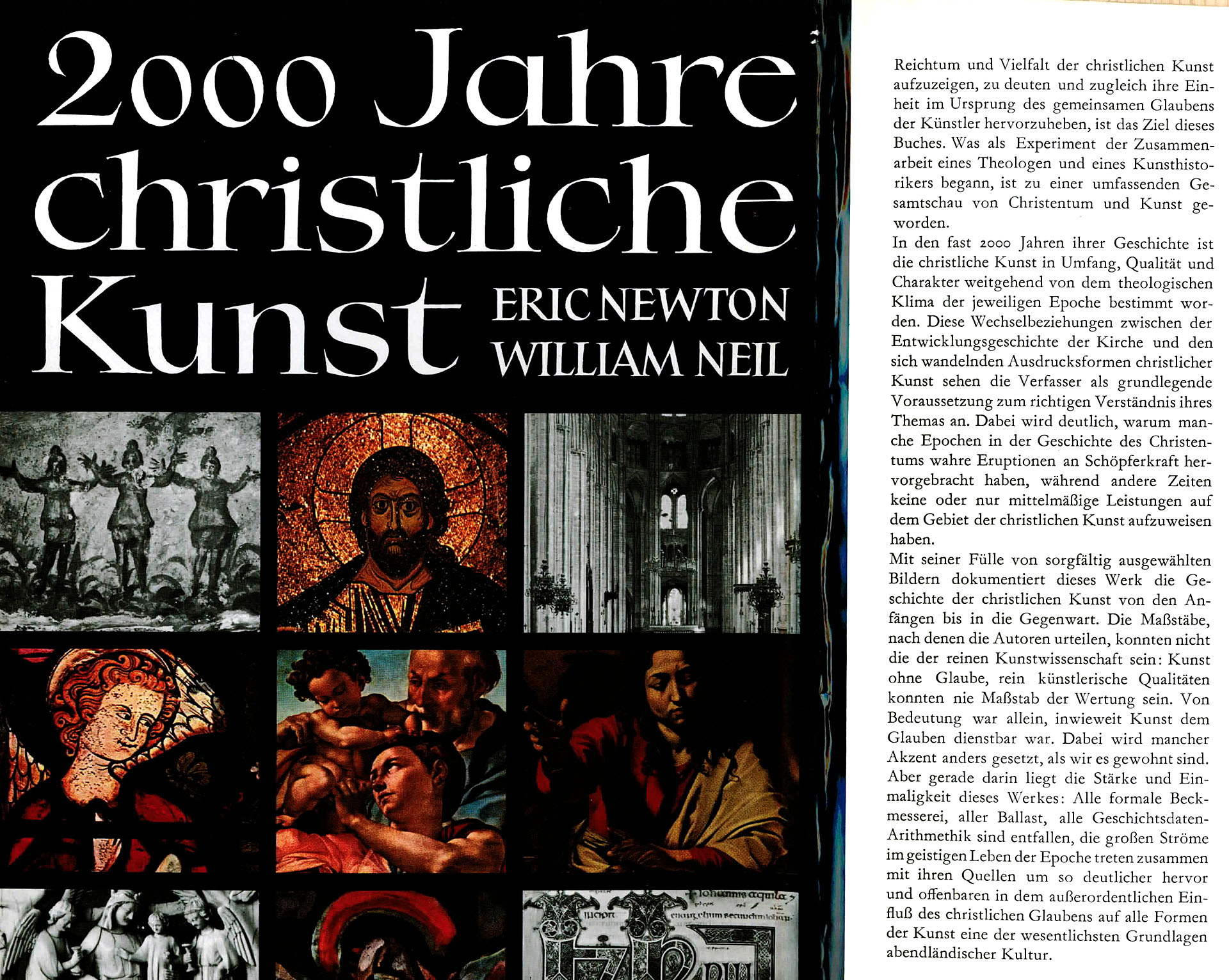 2000 Jahre christliche Kunst - Newton, Eric  / Neil, William