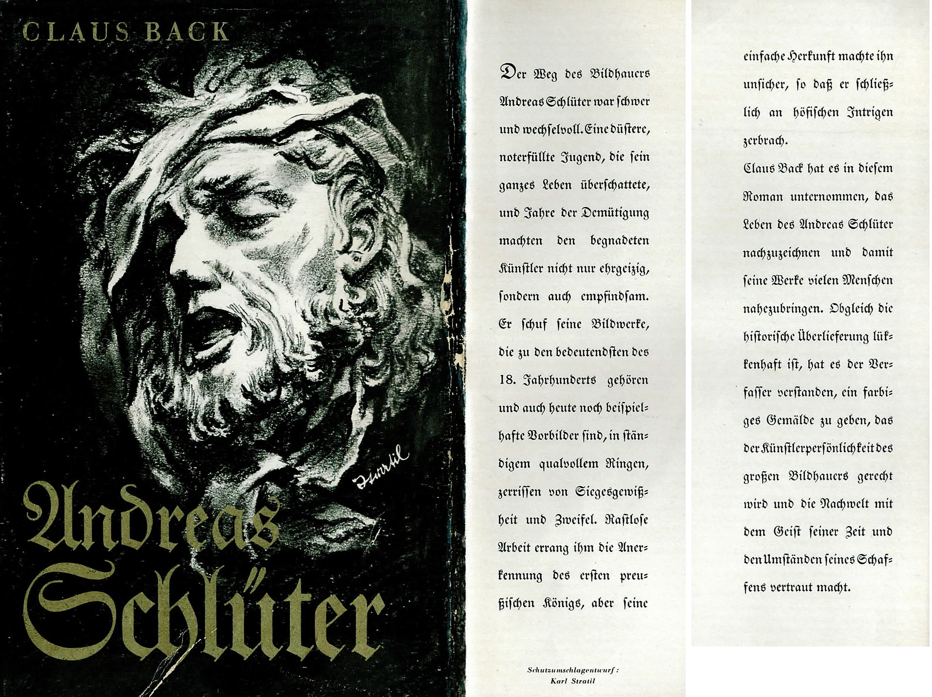 Andreas Schlüter - Back, Claus