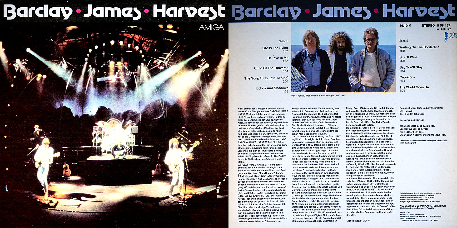 Barclay - James - Harvest - Barclay - James - Harvest