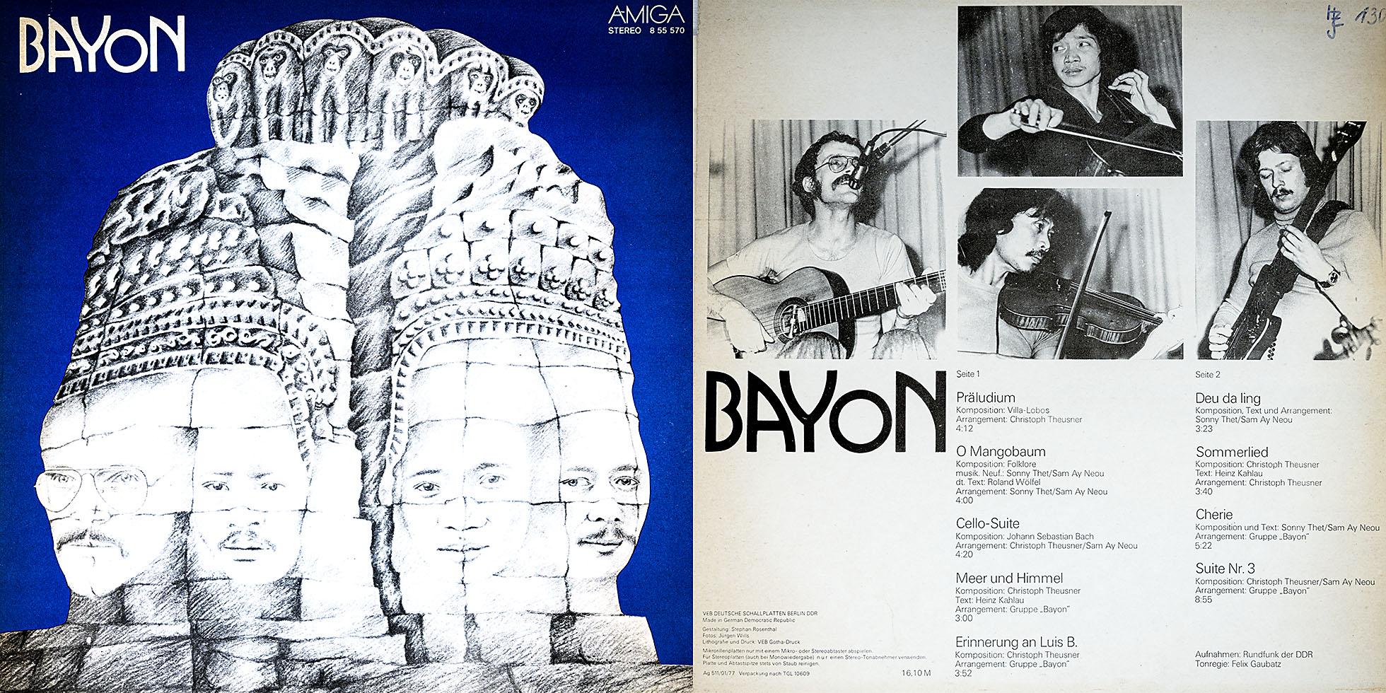 Bayon - Bayon