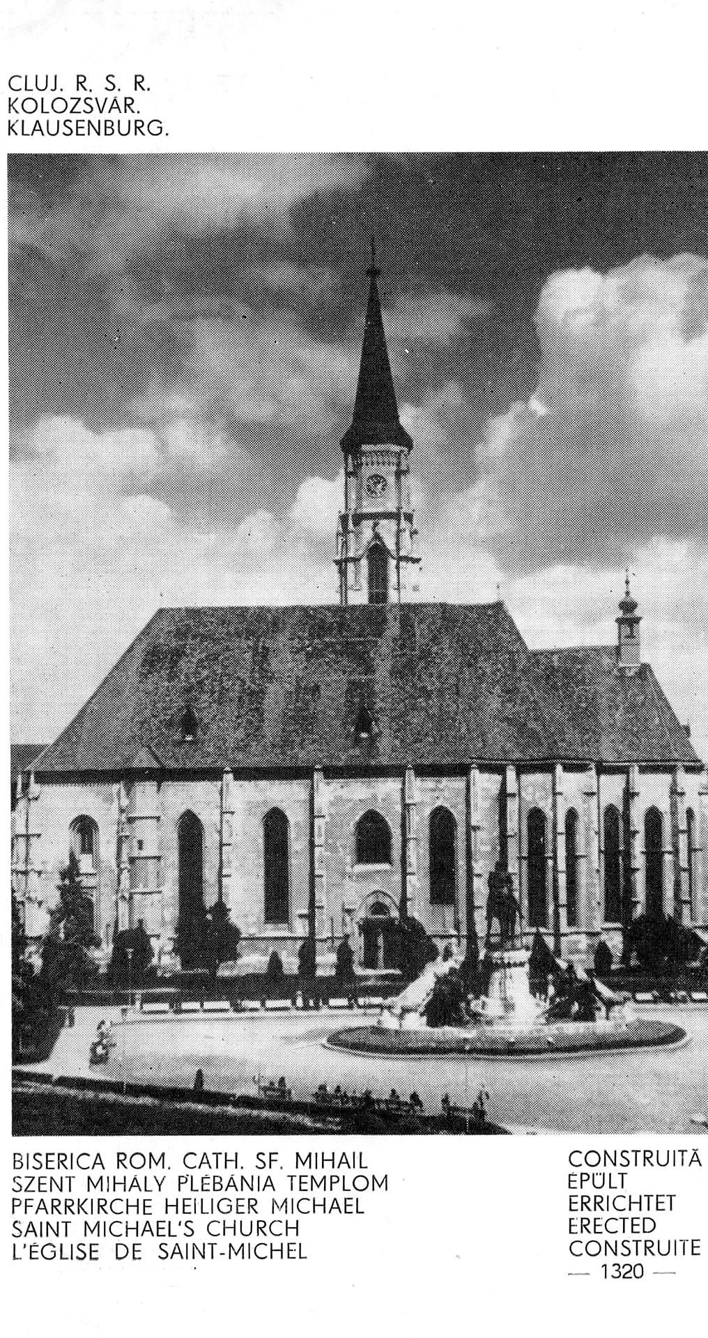 Cluj - Klausenburg - Rumänien