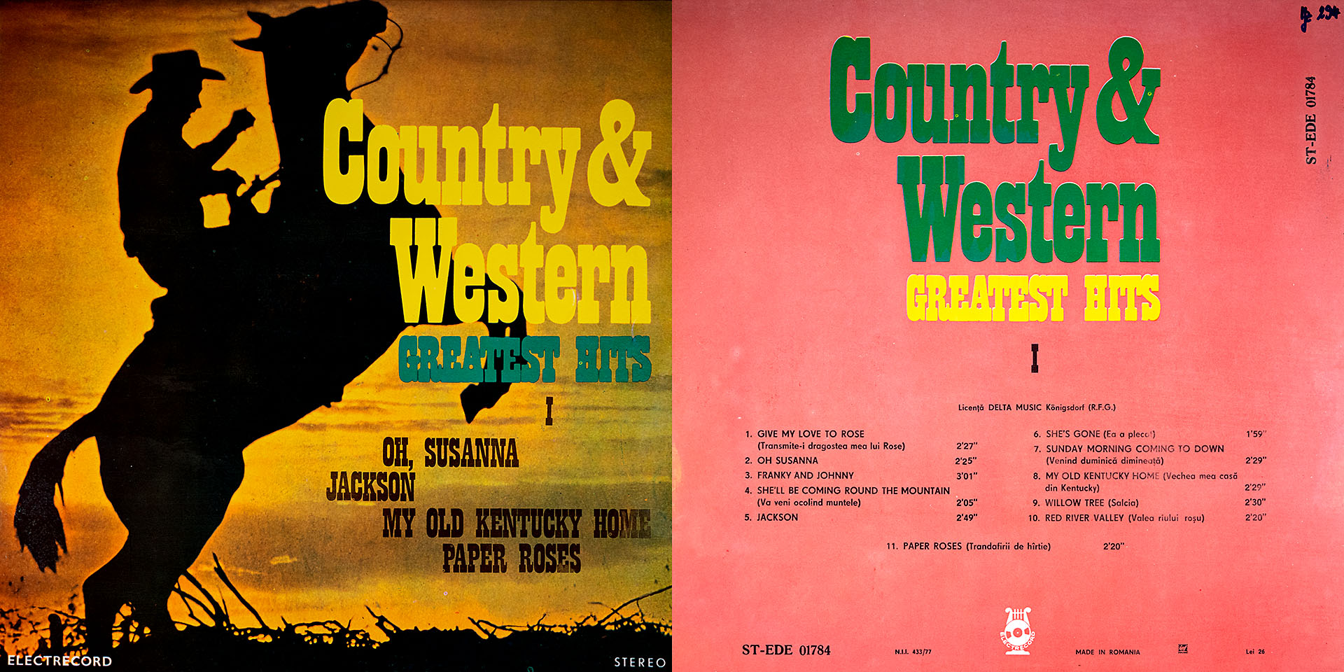 Country & Western - Greatest Hits