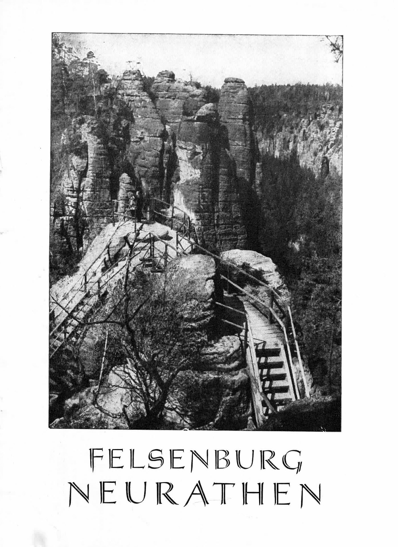 Felsenburg Neurathen