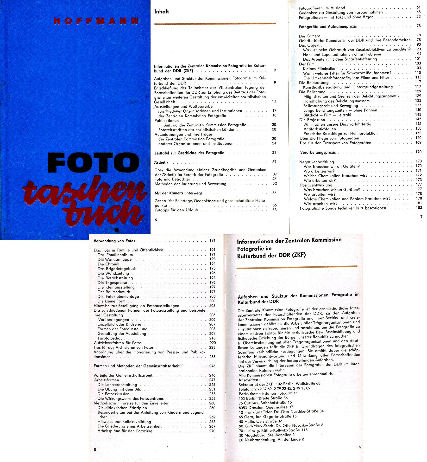 Fototaschenbuch - Autorenkollektiv