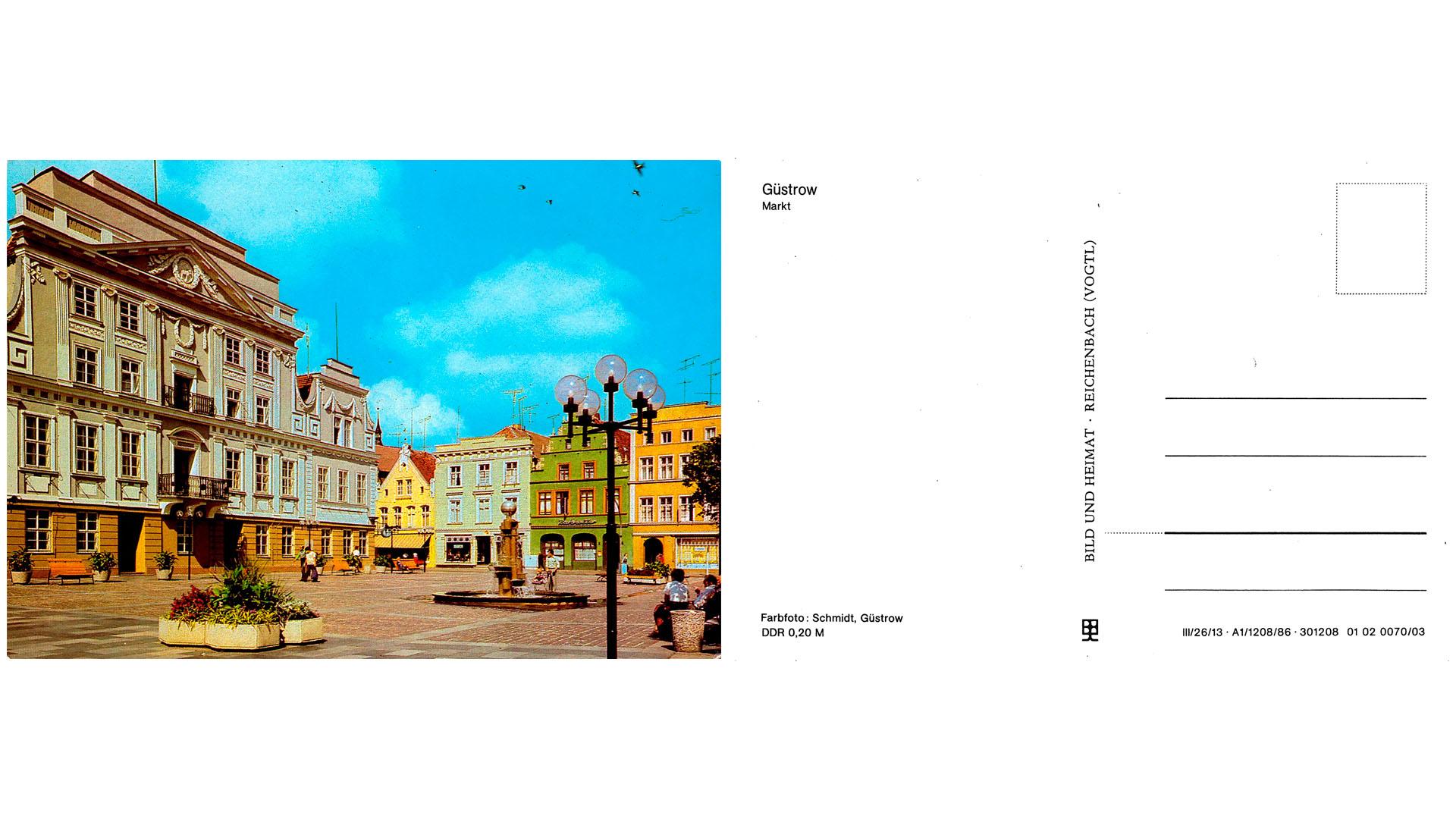 Güstrow-Markt