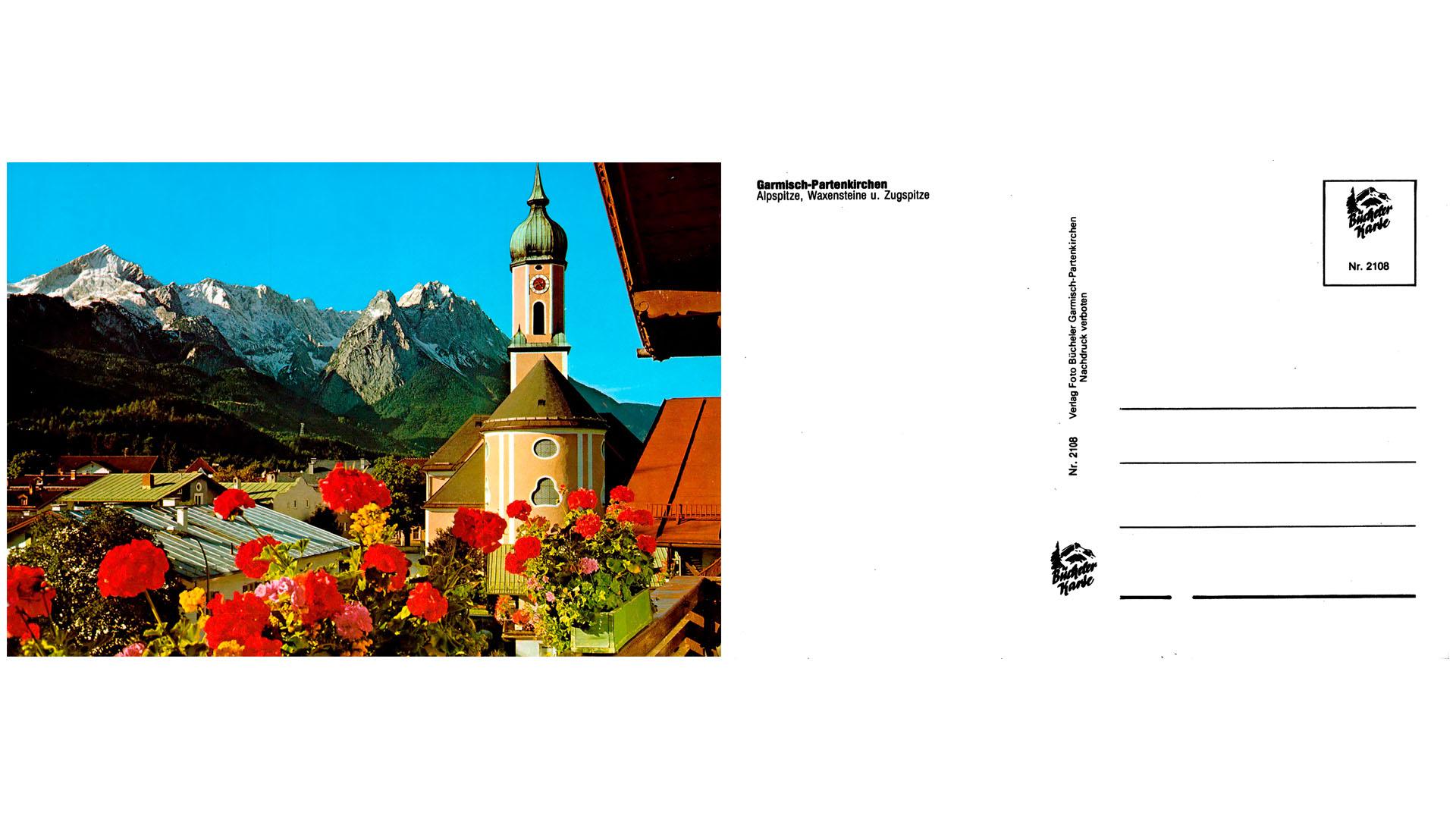 Garmisch-Partenkirchen - Alpspitze - Waxensteine - Zugspitze