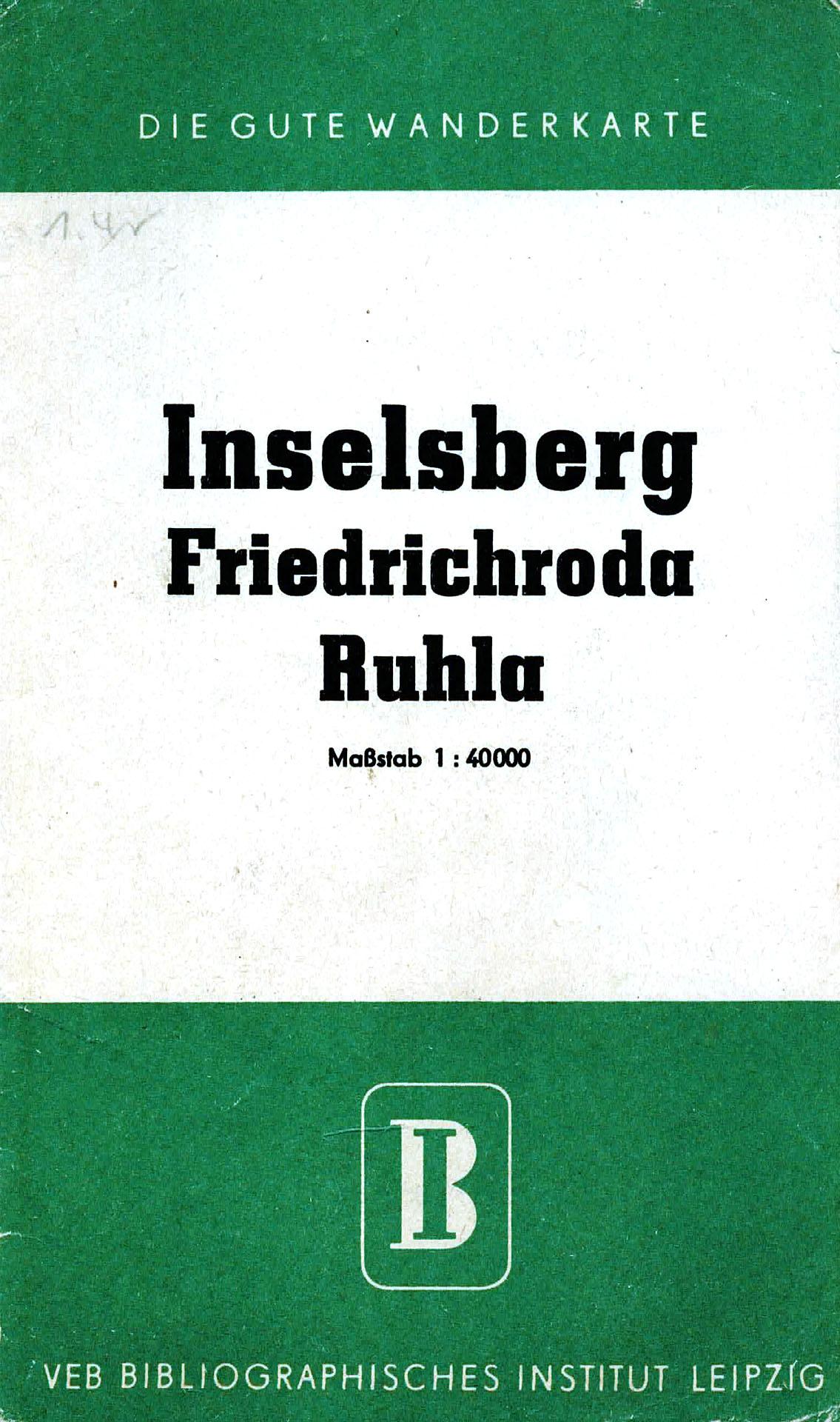 Inselsberg - Friedrichroda - Ruhla