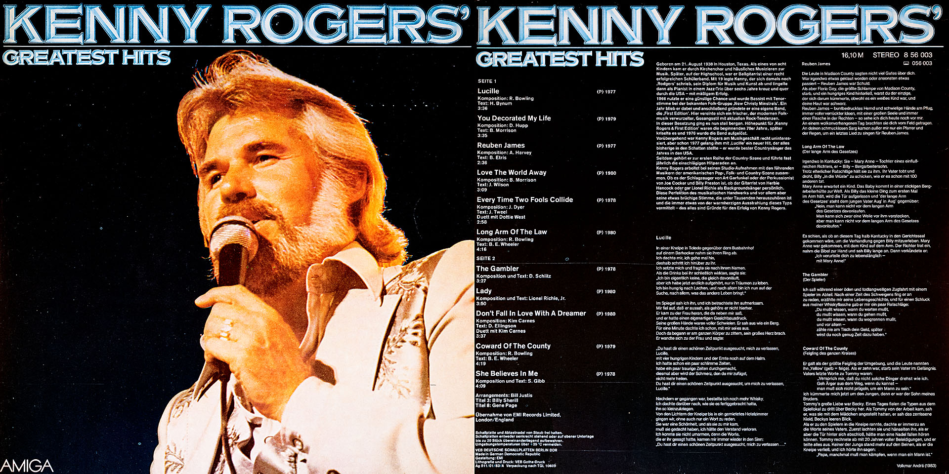 Kenny Rogers' Greatest Hits - Kenny Rogers