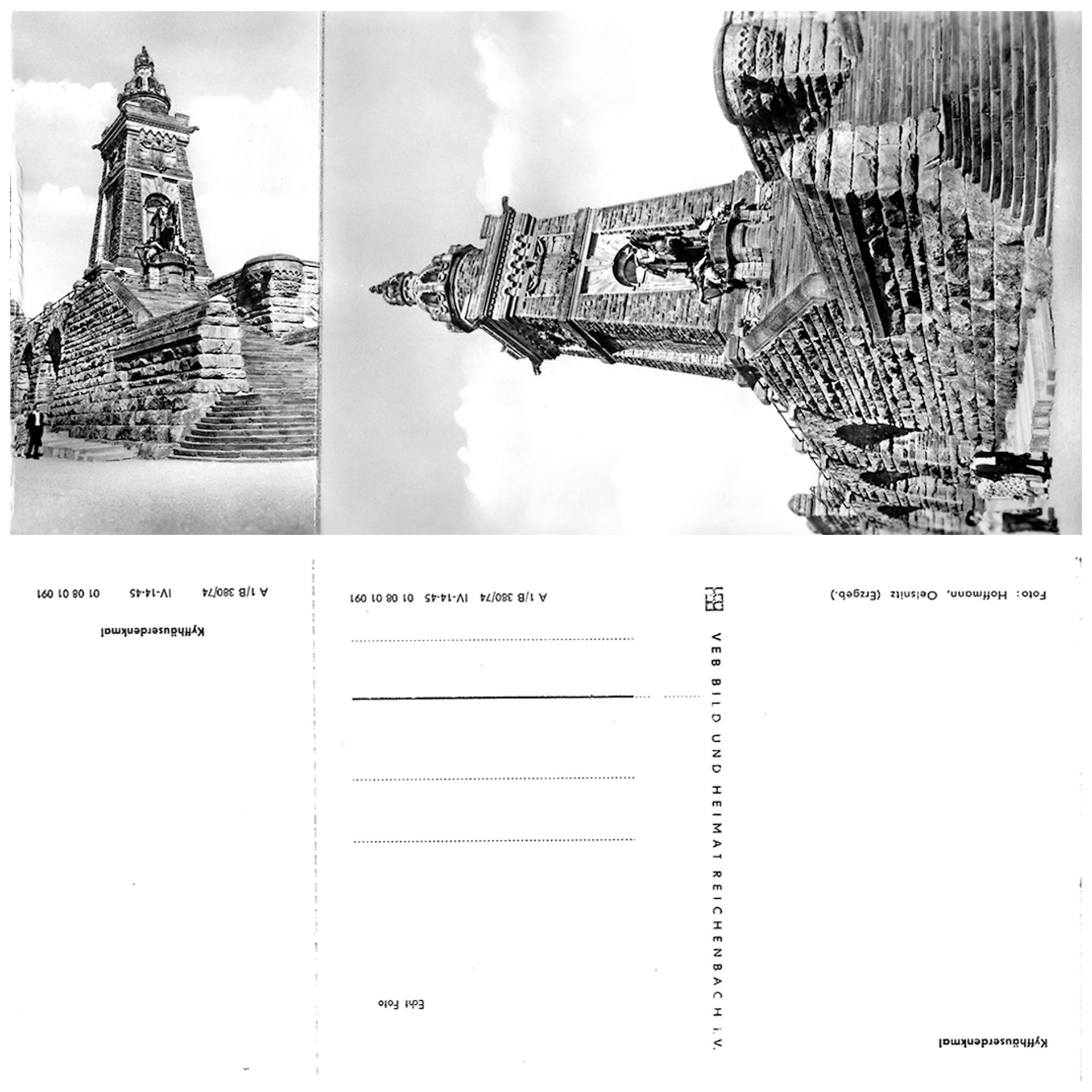Kyffhäuser-Kyffhäuserdenkmal