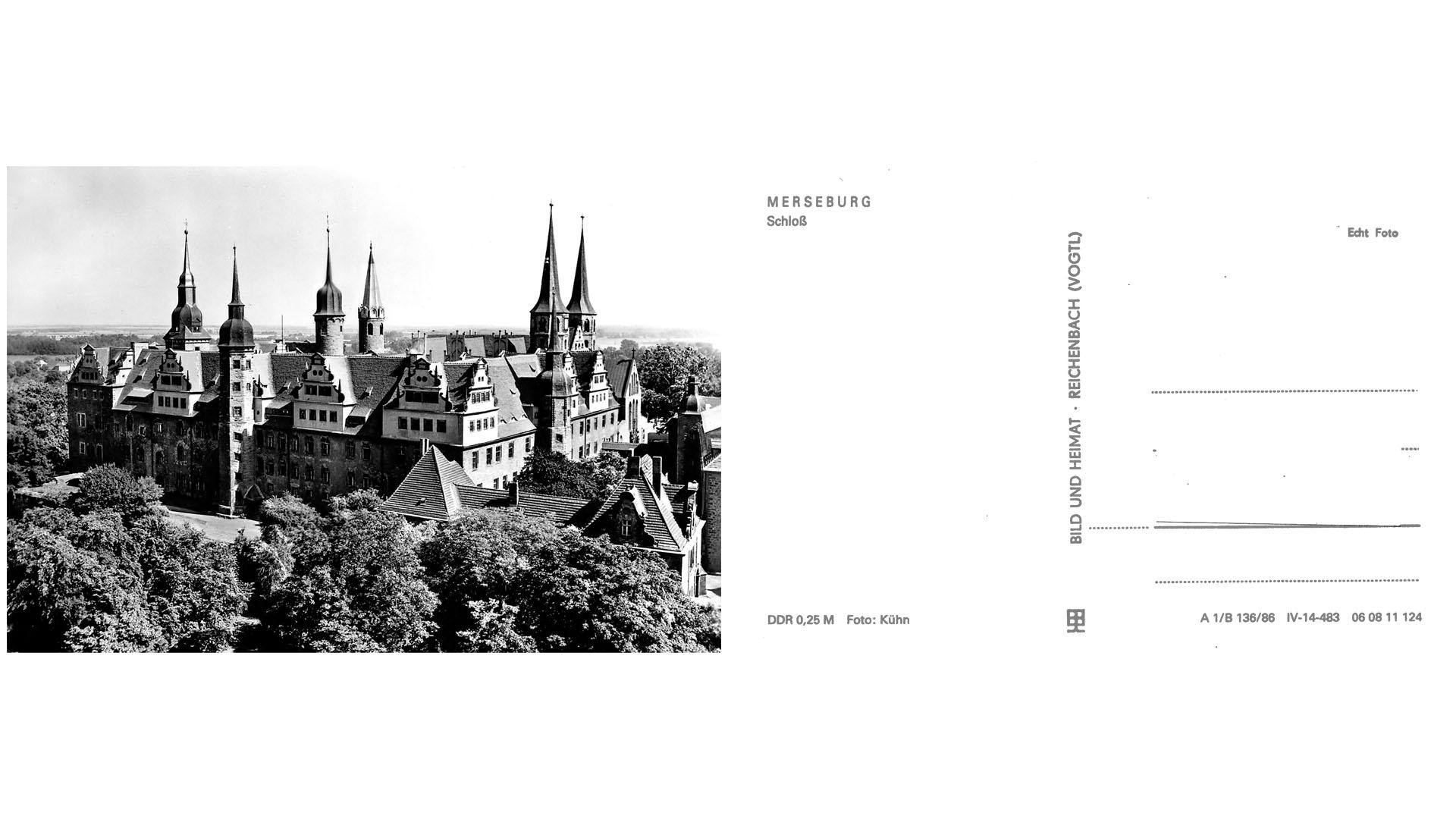 Merseburg - Schloß