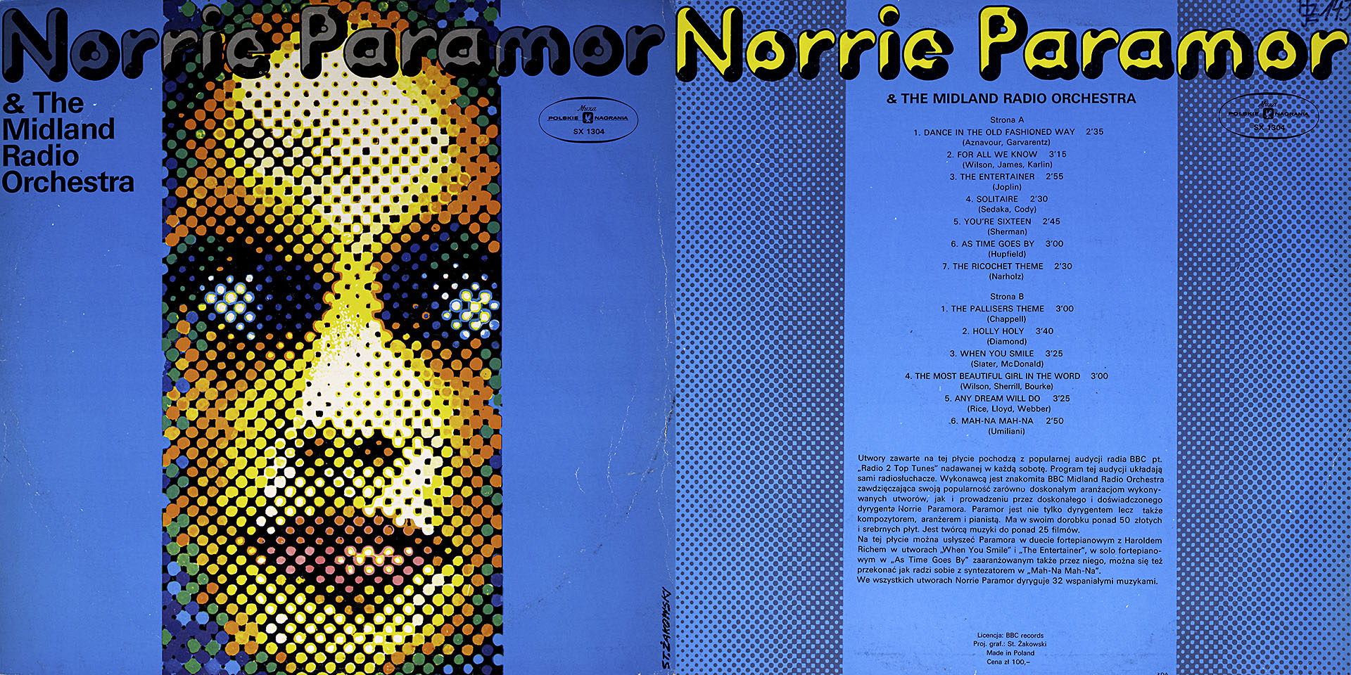 Norrie Paramor & The Midland Radio Orchestra - Norrie Paramor & The Midland Radio Orchestra