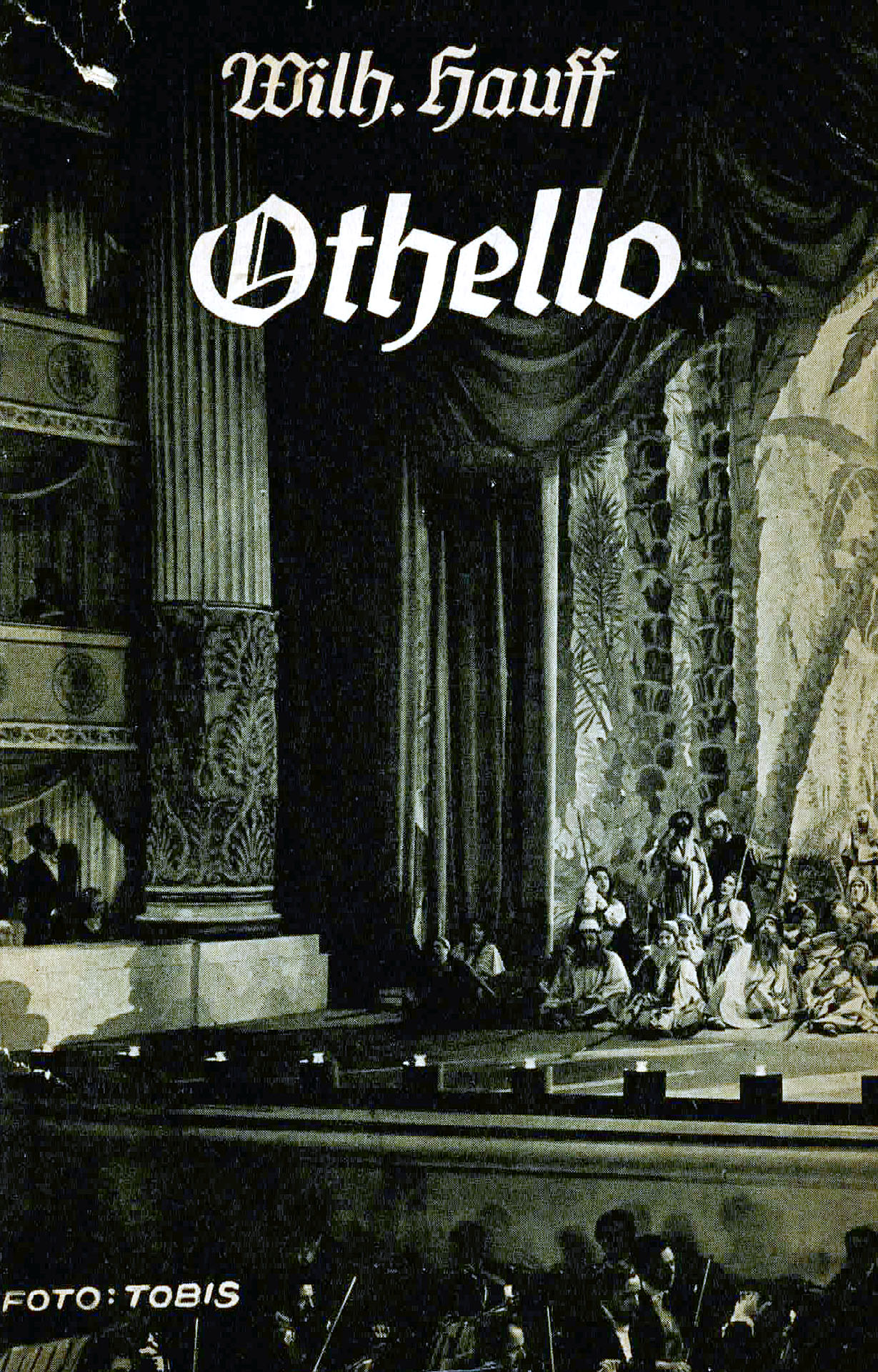 Othello - Hauff, Wilhelm