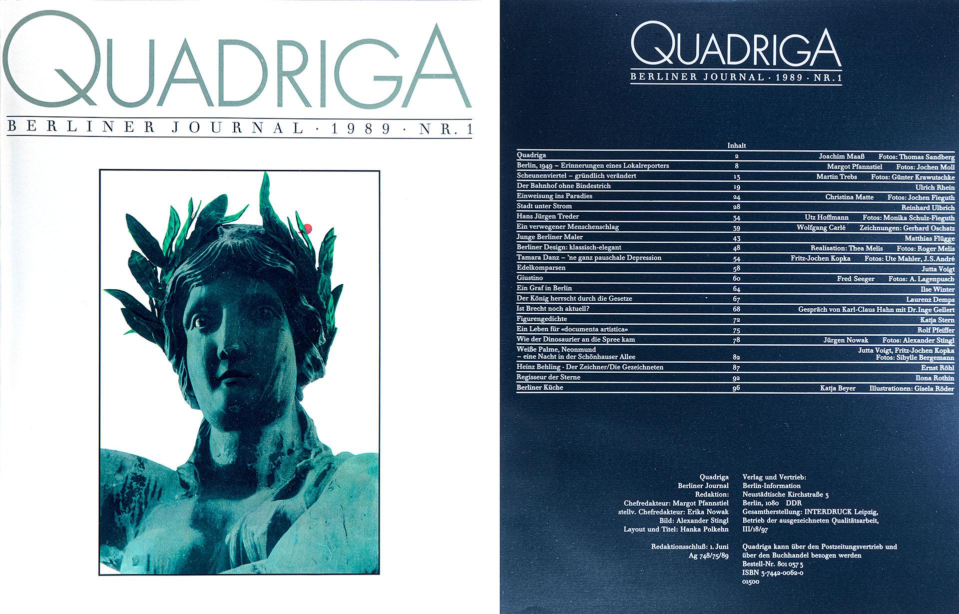Quadriga - Autorenkollektiv