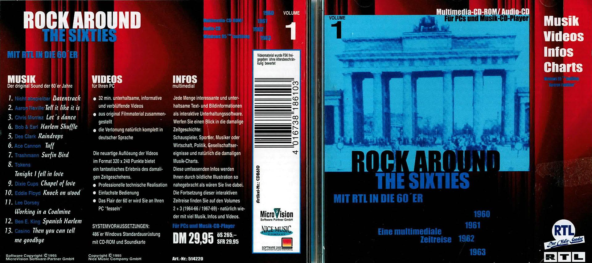 Rock & Pop CD's – zoep entertainment
