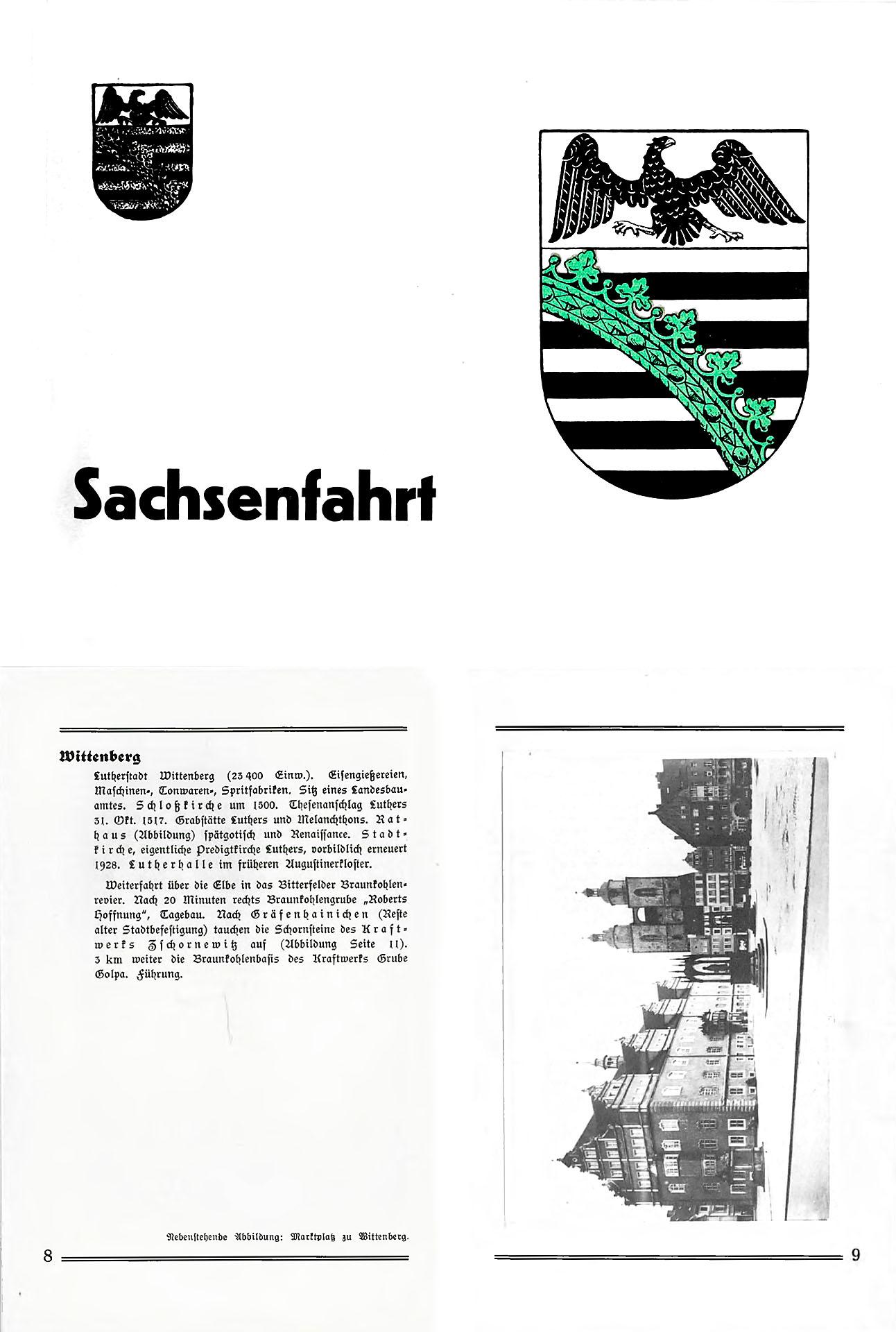 Sachsenfahrt