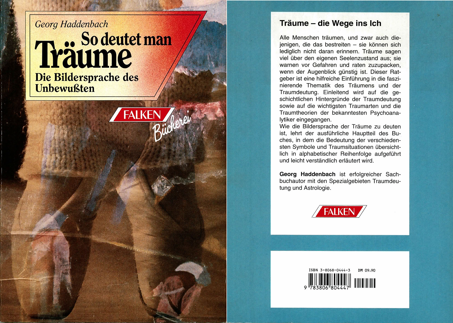 So deutet man Träume - Haddenbach, Georg