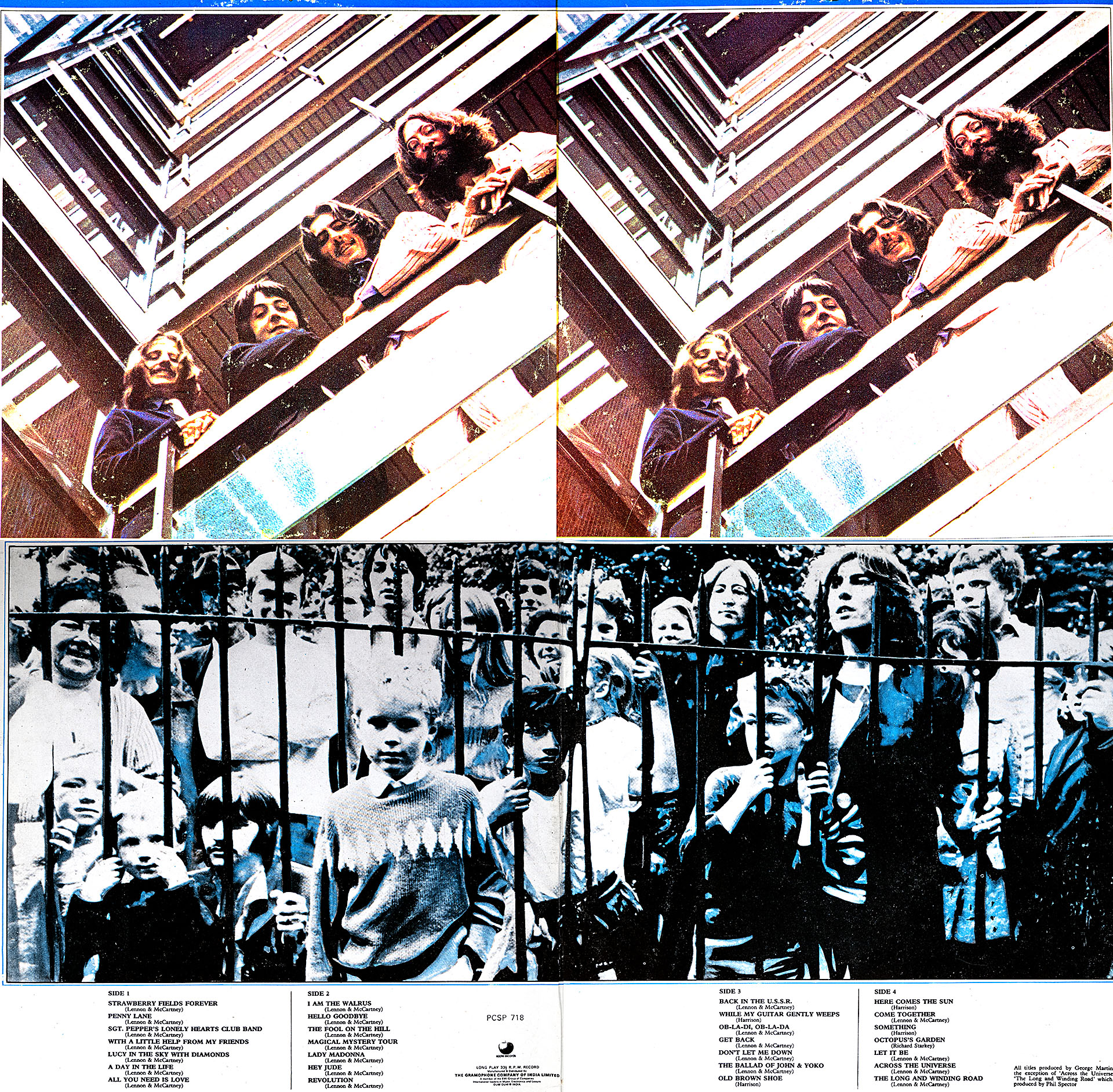 The Beatles 1967 - 1970 - The Beatles