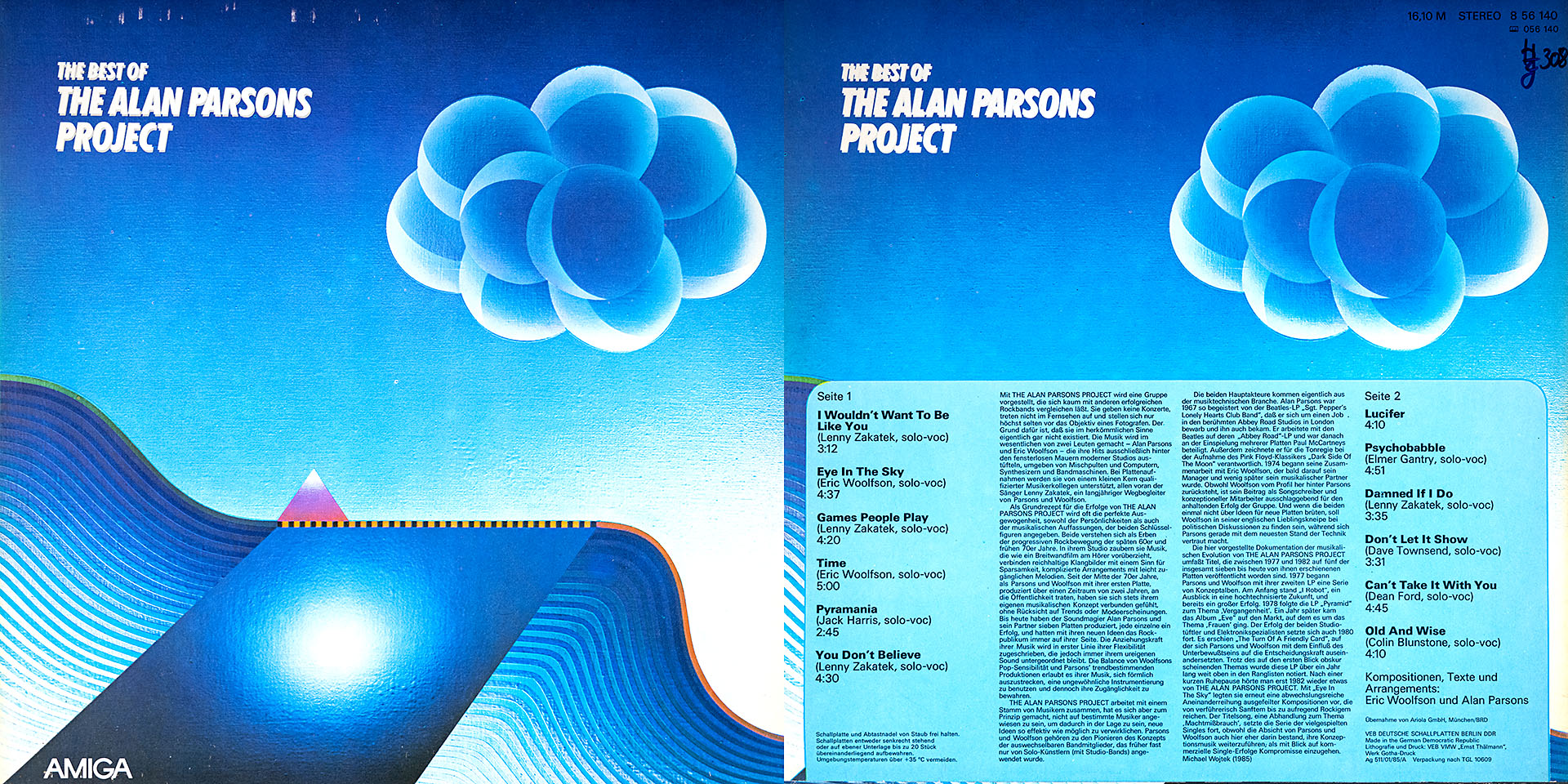 The Best Of The Alan Parsons Project - Alan Parsons Project