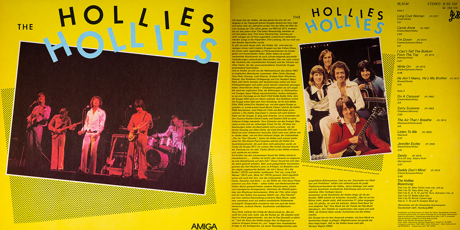 The Hollies - The Hollies