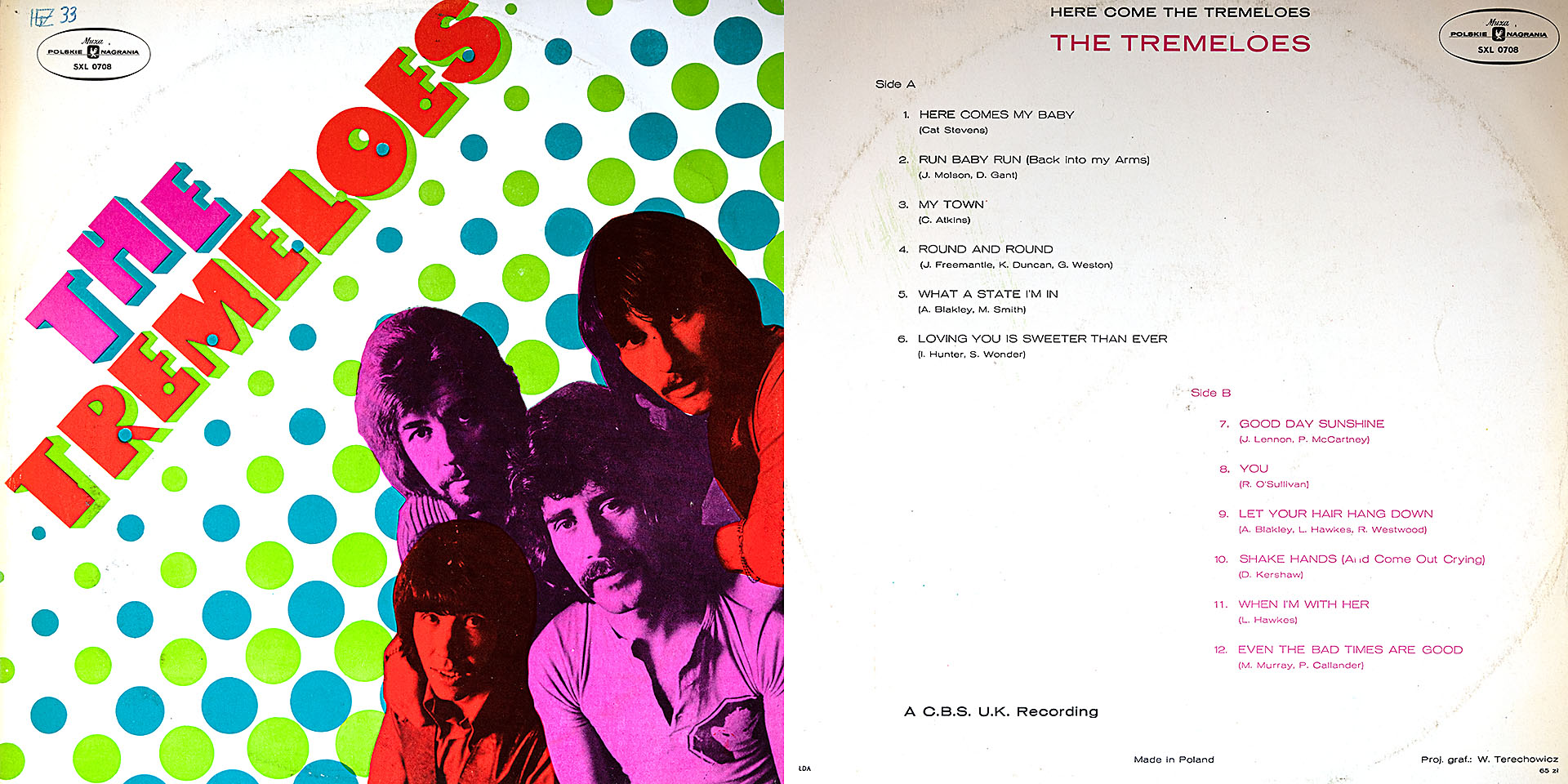 The Tremeloes - The Tremeloes