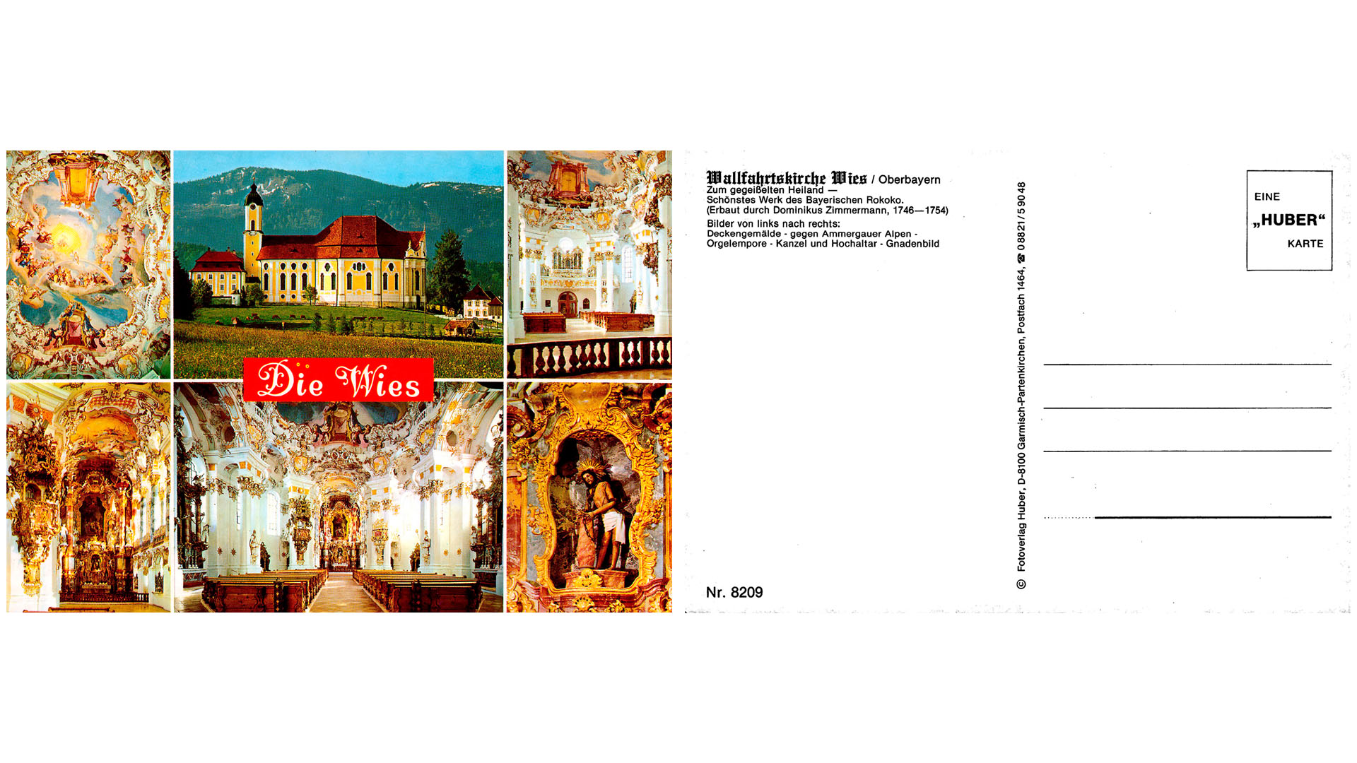 Wies - Wallfahrtskirche