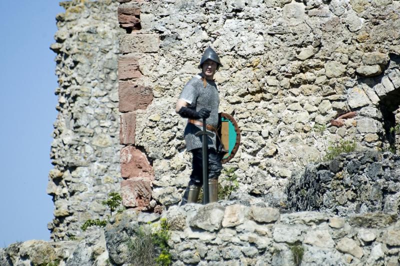 Ausstellung Burgen