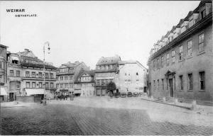 Goethehaus am Goetheplatz