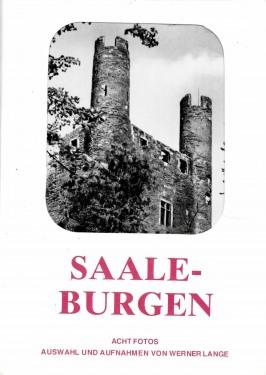 Deutschland, Saale - Burgen