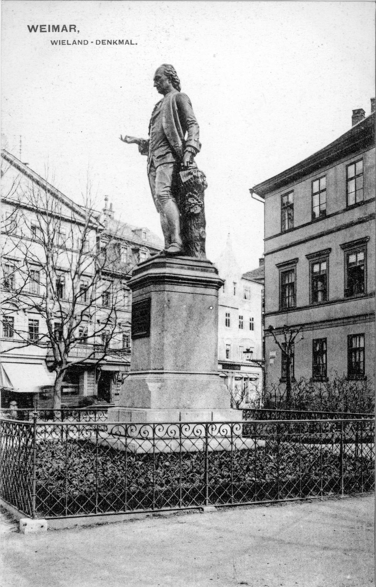 Wieland - Denkmal
