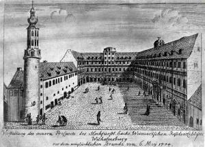 Weimarar Schloss
