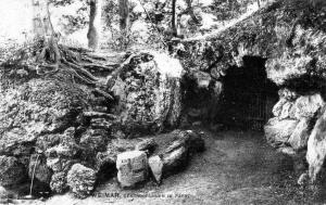 Gesundbrunnen im Park 1908