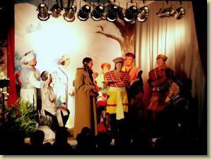 """Weihnachtsmärchen 2005: """"Die 12 Monate"""""""