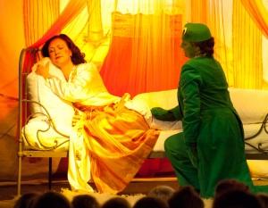 Weihnachtsmärchen 2009: Der Froschkönig