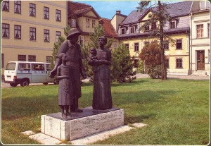 Albert-Schweitzer-Denkmal