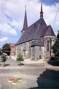 "Stadtkirche ""St. Peter und Paul"" (Herderkirche)"