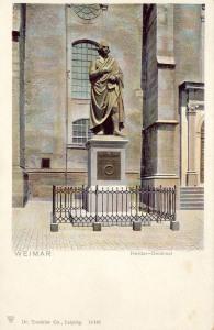 Herderdenkmal