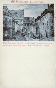 Das alte Palais