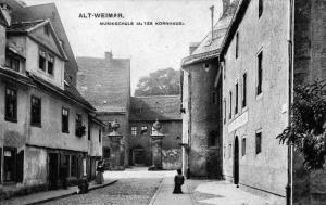 Musikschule im alten Kornhaus am Palais