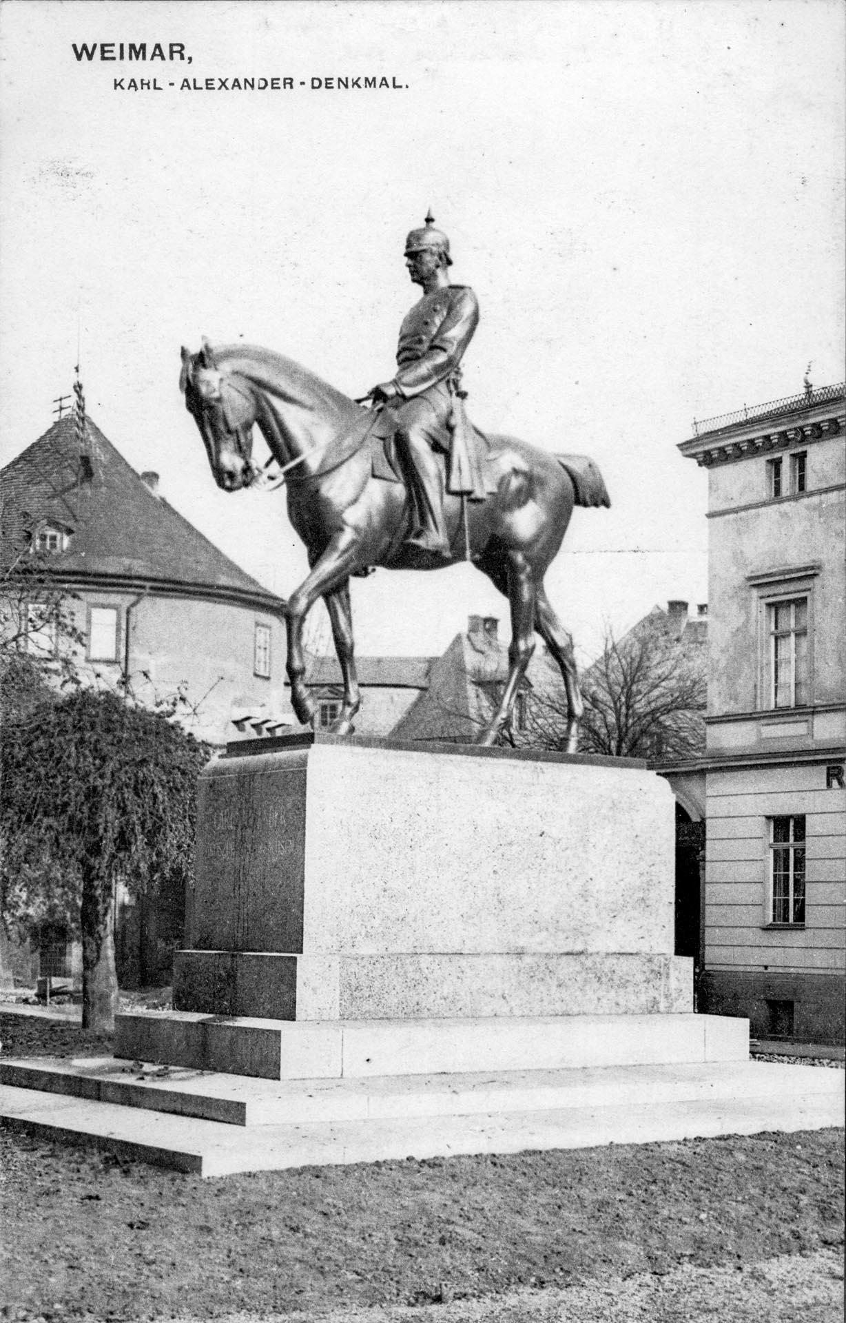 Karl Alexander Denkmal