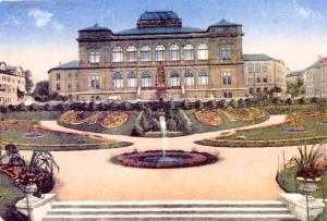 Museum um 1900