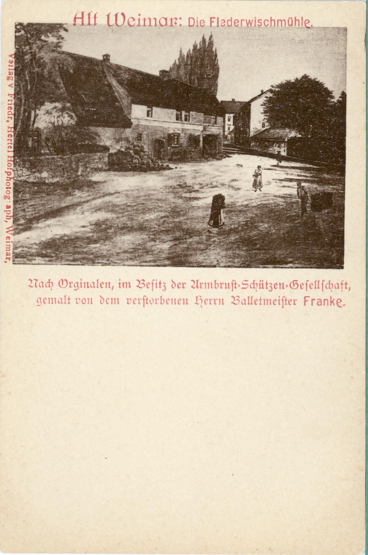 Fladerwischmühle
