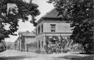 Lizthaus, Marienstraße