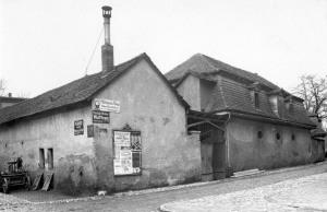 Bernhardstraße - Schützengasse