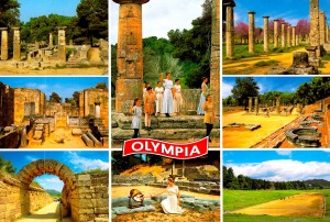 Griechenland, Olympia