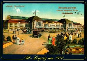 Alt-Leipzig - Hauptbahnhof