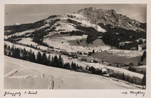 Österreich, Jungholz in Tirol