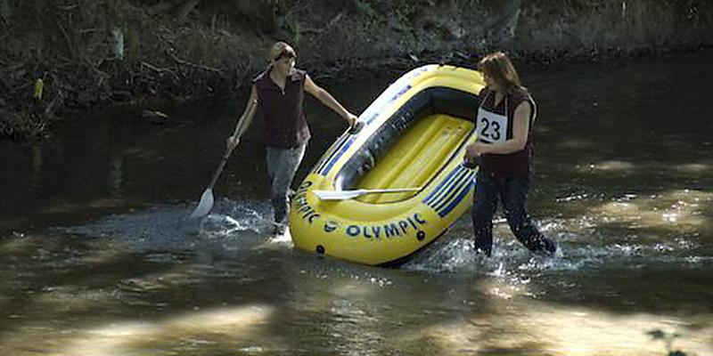 4. Hetschburger Schlauchbootrennen