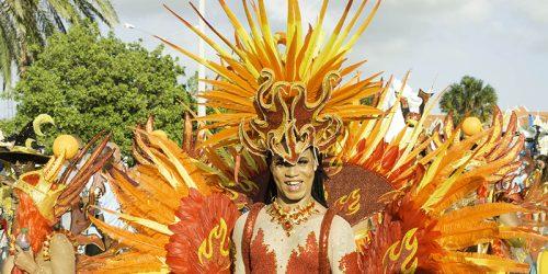 Carneval in Curaçao