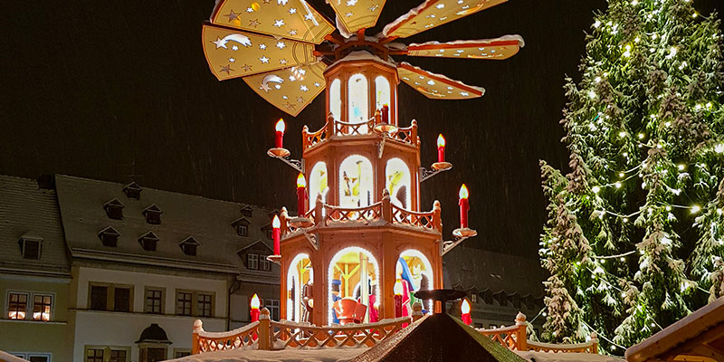 Weihnachtsmusik <sup><i>CD's</i></sup>