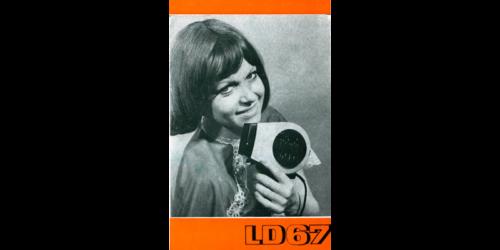 1979 - Bedienungsanleitung Luftdusche LD67